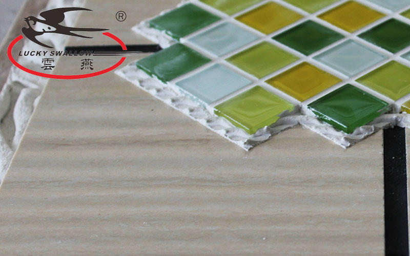 tile stone adhesive sanded unsanded YUNYAN Brand