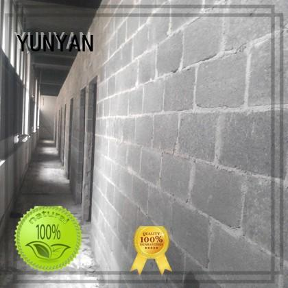 Hot thinset sand and cement screed repair render YUNYAN Brand