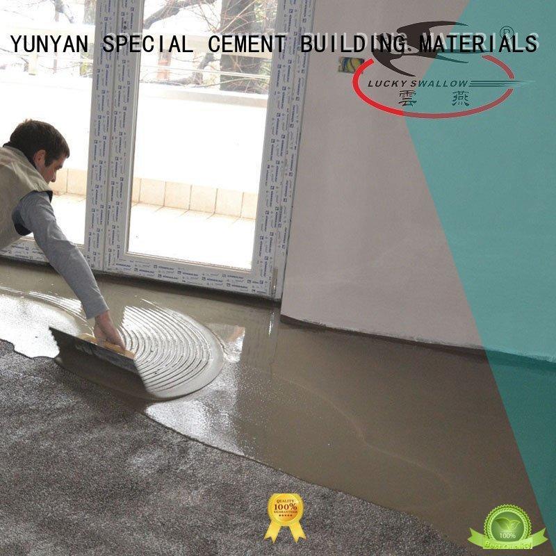 screed selfleveling floor sealing concrete garage floors YUNYAN Brand
