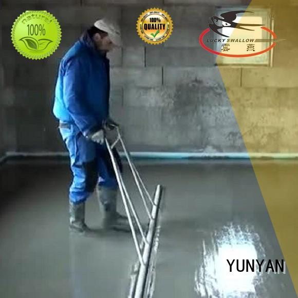 YUNYAN Brand cement repair cement rendered wall mortar supplier