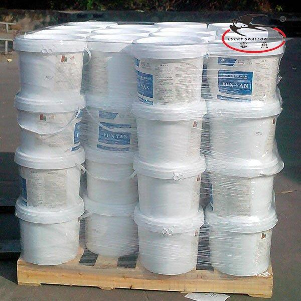 Flexible Seamless Polymer Cement Waterproofing Latex Compound For Swimming Pool