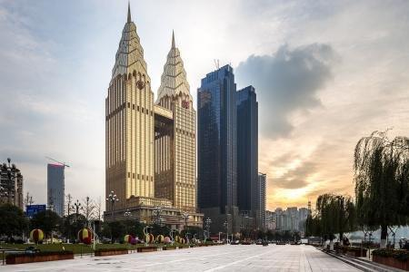 Sheraton Chongqing Hotel( C2TES1 Tile adhesive & grout)