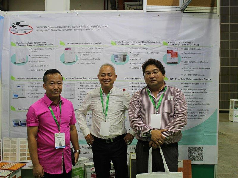 2015 BEX ASIA BUIILDING ECO SHOW IN Singapore