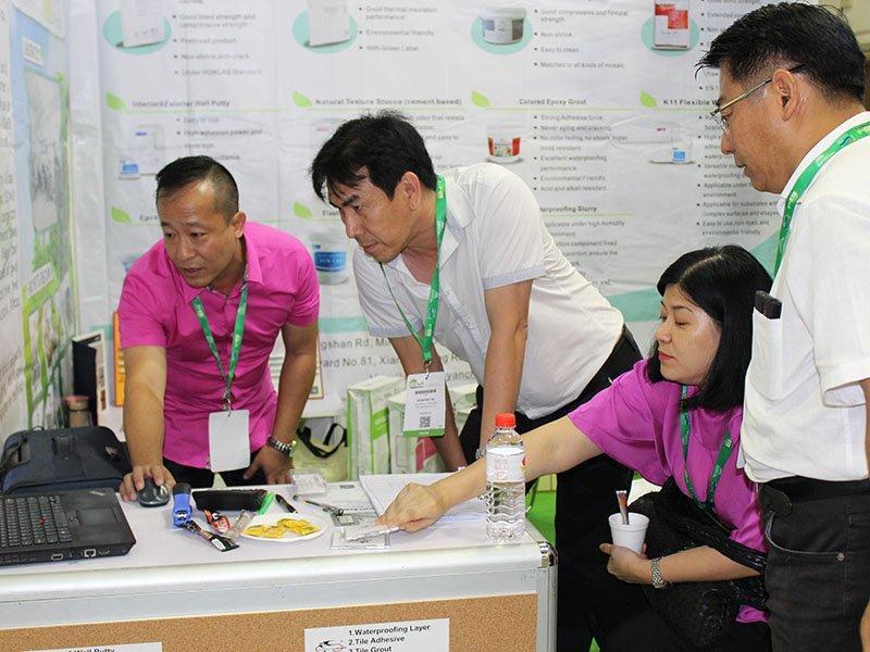 2015 BEX ASIA BUIILDING ECO SHOW IN Singapore