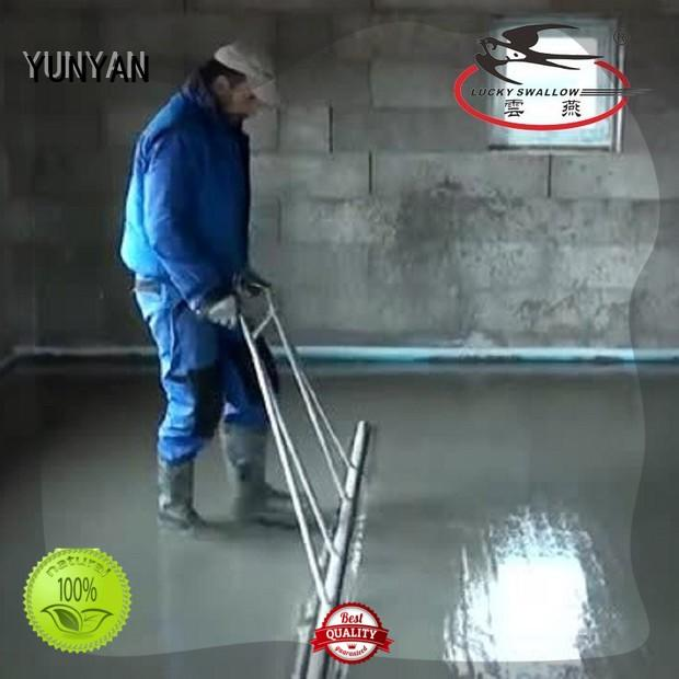 YUNYAN solid mesh garage floor screed ODM for repair