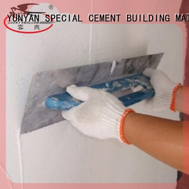 YUNYAN high-quality skim coat concrete foundation wall buy now for outdoor wall