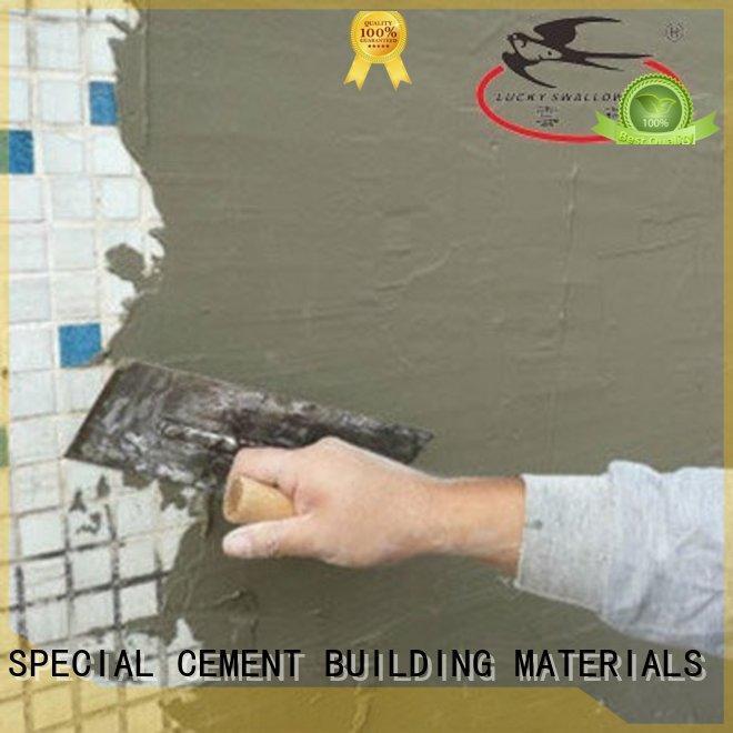 external skim coat concrete renovated YUNYAN company