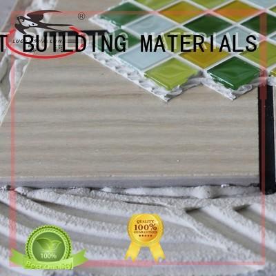 mosaic adhesive sanded stone tile adhesive YUNYAN Brand company
