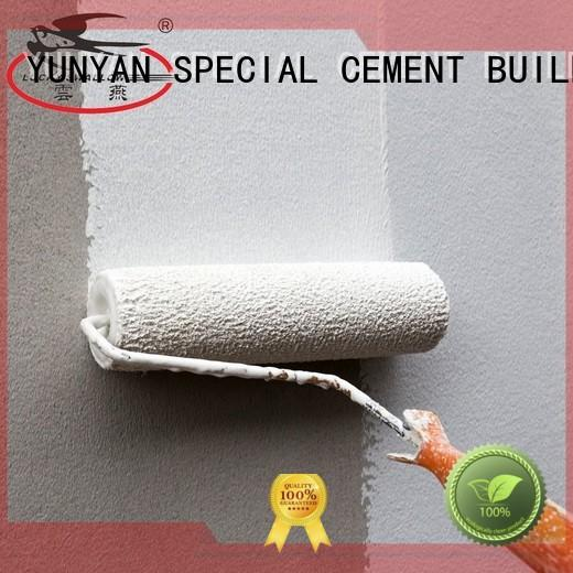 stone acrylic textured textured powder coat YUNYAN Brand