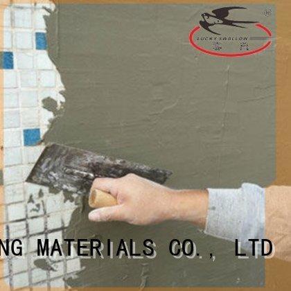 coat skim coat concrete foundation wall bulk production for indoor wall YUNYAN