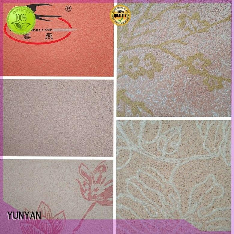 acrylic natural paint textured YUNYAN Brand textured powder coat supplier