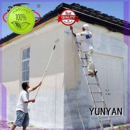 resistant wall basement and masonry waterproofing paint YUNYAN manufacture