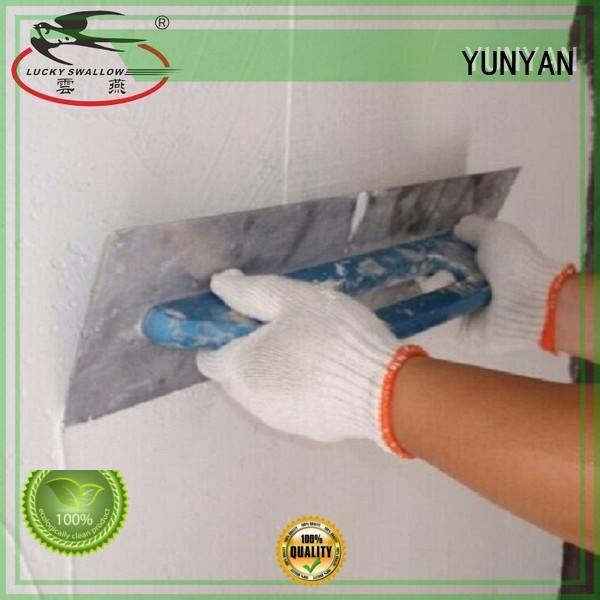 YUNYAN Brand polishing wall internal skim coat concrete