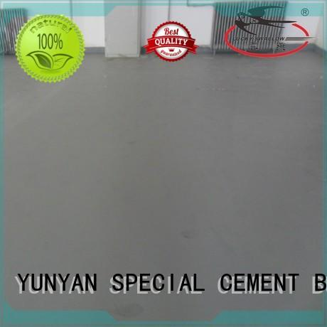 cement thinset OEM sand and cement screed YUNYAN