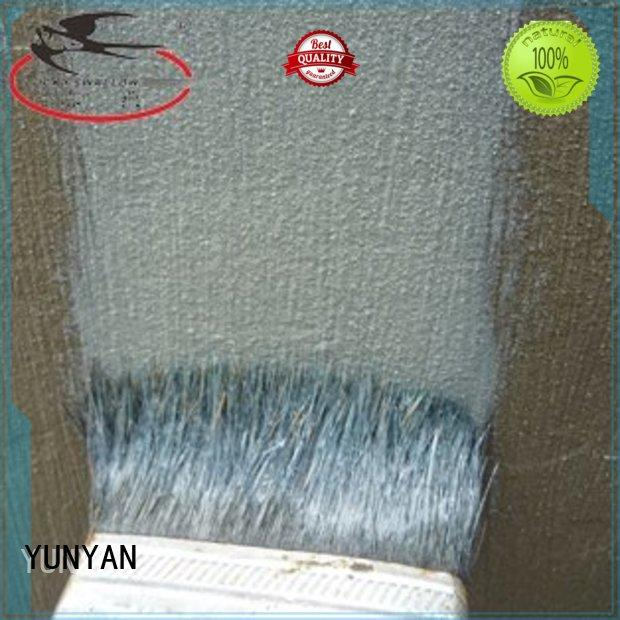 YUNYAN Brand exterior closed super basement waterproofing paint manufacture