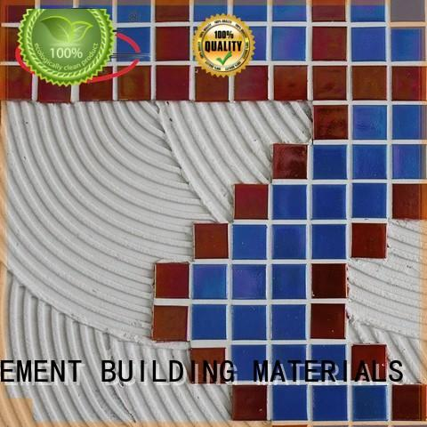 YUNYAN on-sale waterproof tile adhesive customization wall