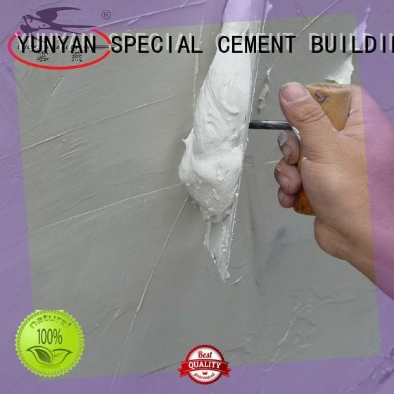 high-quality skim coat concrete foundation wall internal bulk production for outdoor wall
