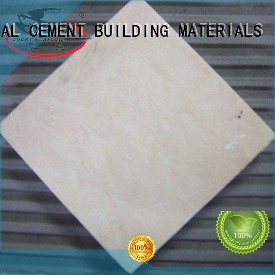 stone adhesive sanded tile YUNYAN Brand