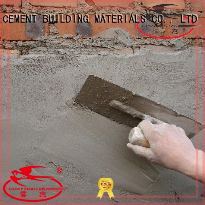 YUNYAN mortar screed floor cost bulk production for engineering