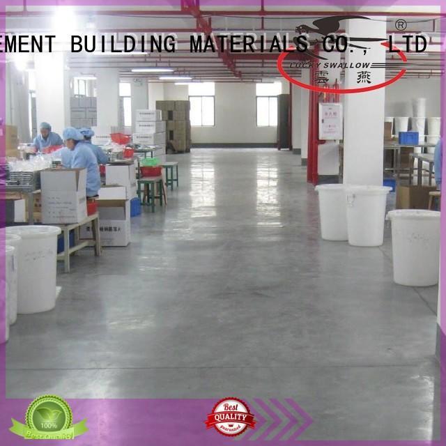 hardener selfleveling YUNYAN Brand sealing concrete garage floors