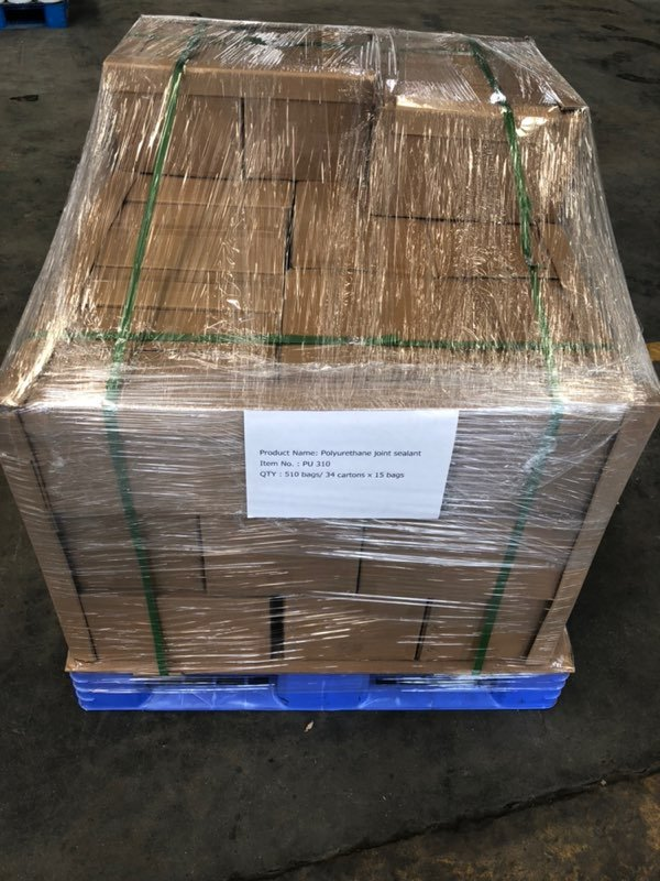 YUNYAN-We delivered Non-metallic floor hardener to Mauritius customer for food factory project | Scr-6