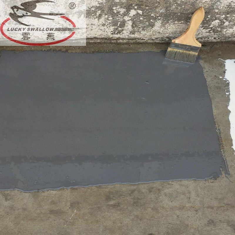 Polyurethane Waterproofing Paint For Roofs Use