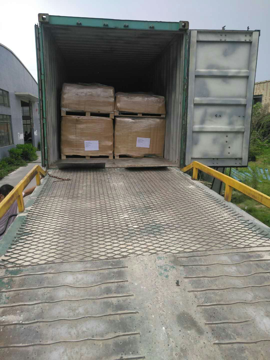 YUNYAN-News About C2TE Tile Adhesive 920 bags and Tile Grout 25 bags delivered to England