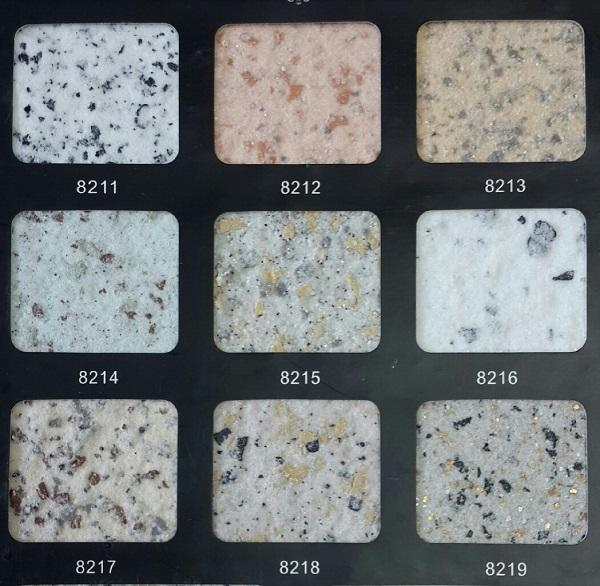 The construction steps of Yunyan marble stone paint