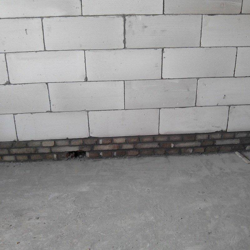 cement rendered wall screed repair sand and cement screed YUNYAN Brand