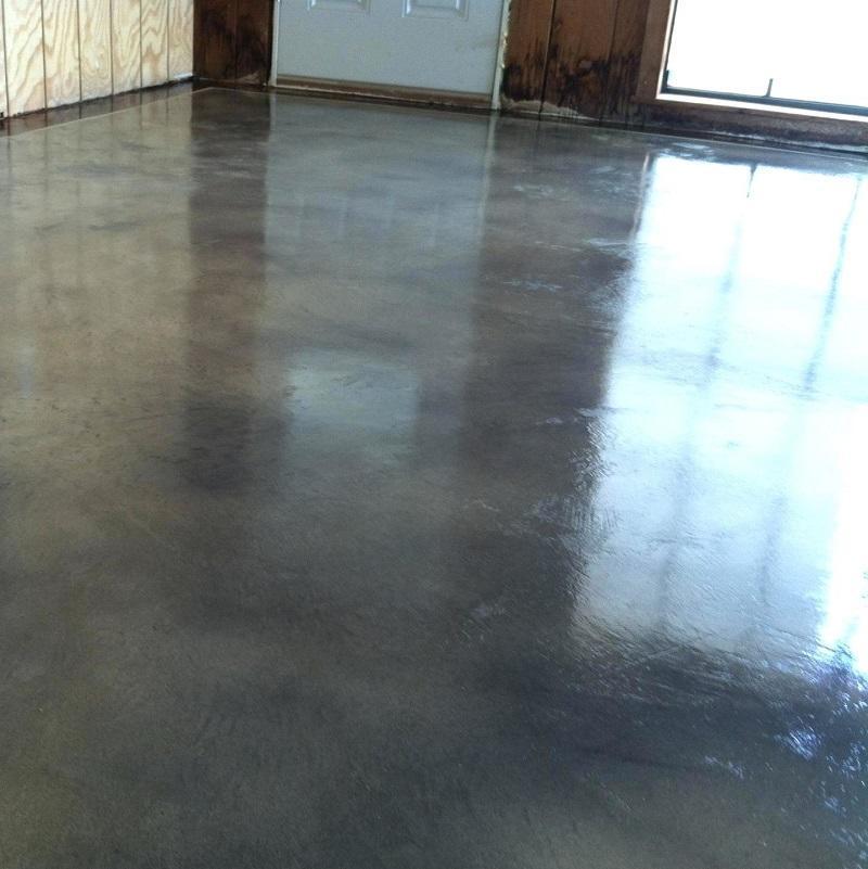 Lithium Based Concrete Floor Sealer