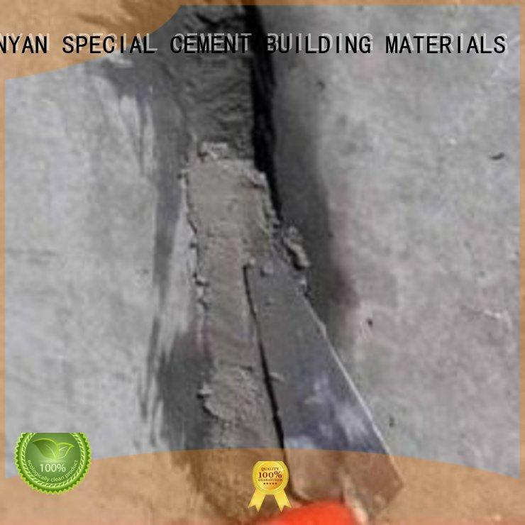 render mortar cement rendered wall thinset screed YUNYAN Brand