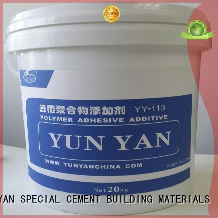 Quality YUNYAN Brand stone adhesive adhesive sanded