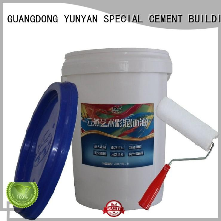 Breathable interior stucco paint based supplier bars,