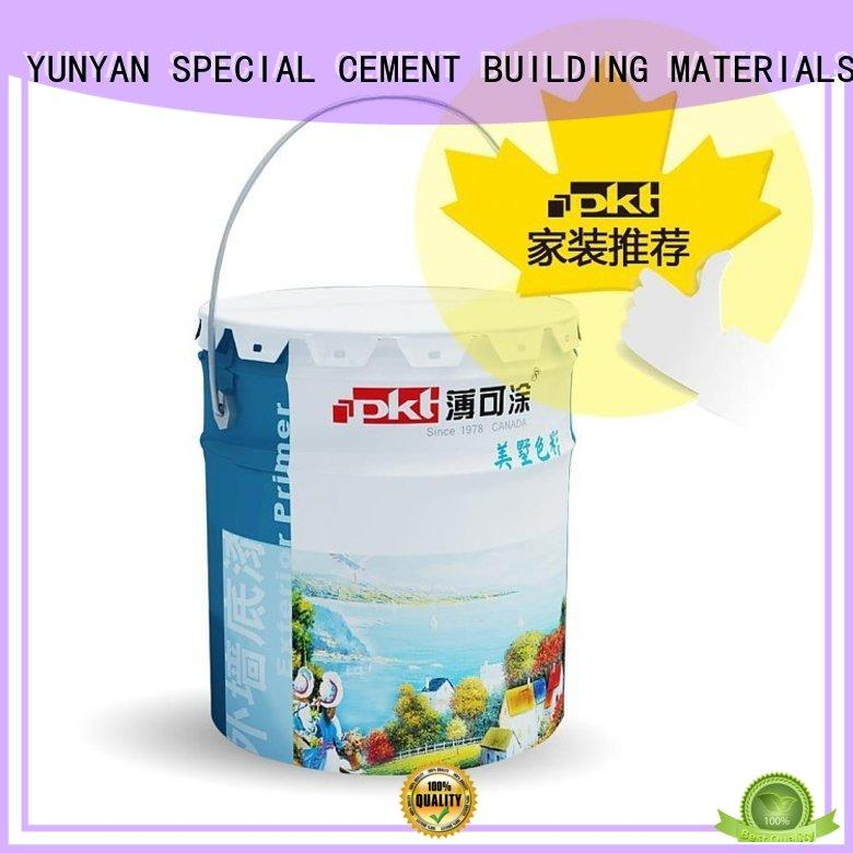 paint stone acrylic textured powder coat natural YUNYAN Brand