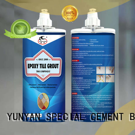 YUNYAN defects repair pool coping grout get quote airport runways