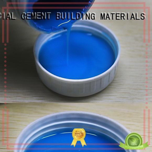 YUNYAN Brand setting waterproofing waterproof basement cement floor polymer supplier