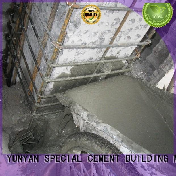 YUNYAN shrink quikrete non shrink grout buy now roads