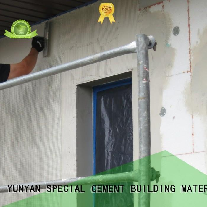 plastering non shrink grout suppliers mortar YUNYAN company