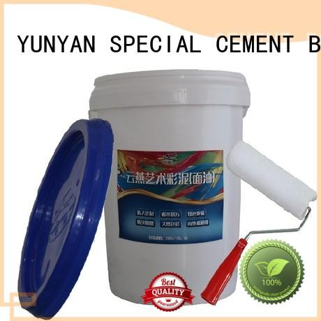 YUNYAN Breathable stucco repair and painting bulk production offices