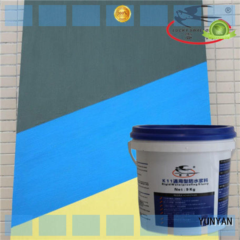 YUNYAN at discount basement waterproofing paint ODM ceiling