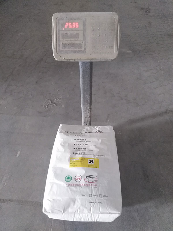 YUNYAN-Thailand Linchabang Self-leveling Cement And Interfacial Agent | Cement Render