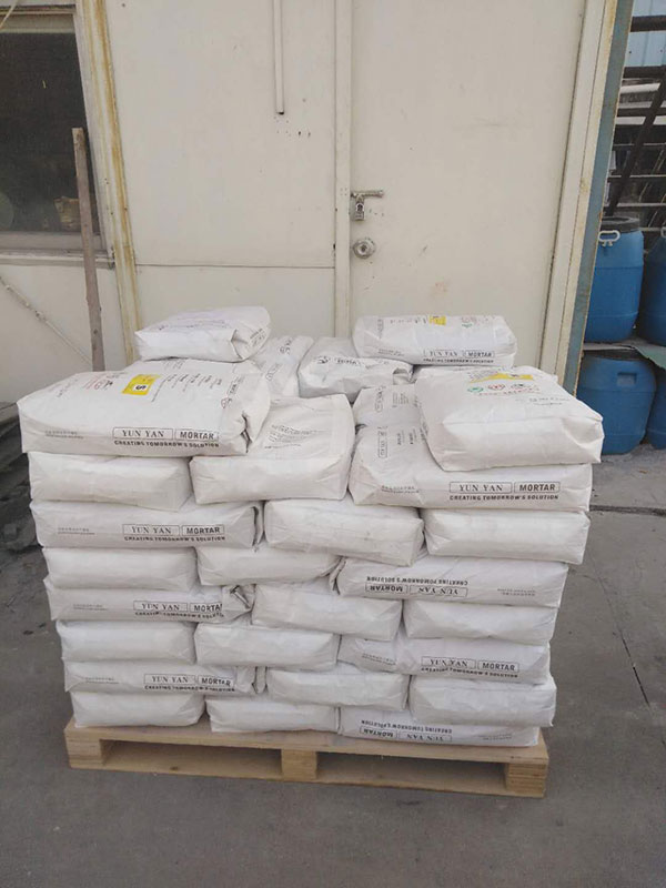 YUNYAN-Thailand Linchabang Self-leveling Cement And Interfacial Agent   Cement Render-2