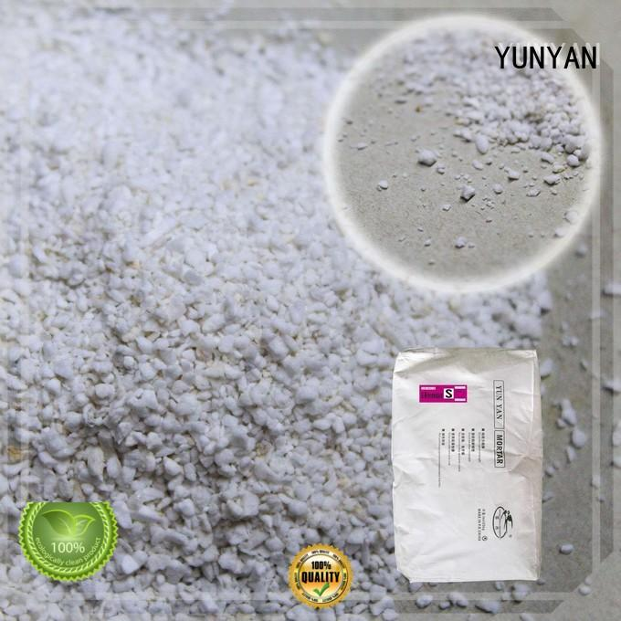 YUNYAN interior concrete mortar customization