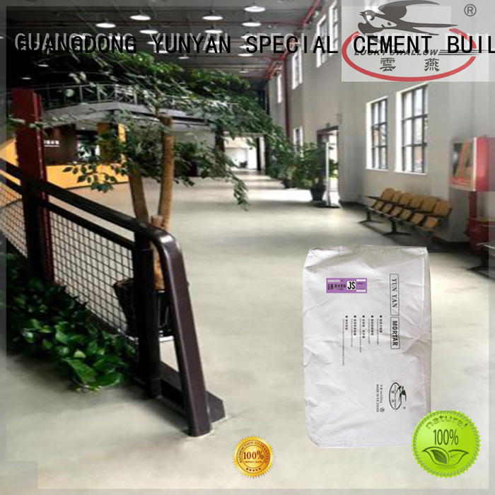 hardener screed selfleveling YUNYAN Brand concrete floor sealer