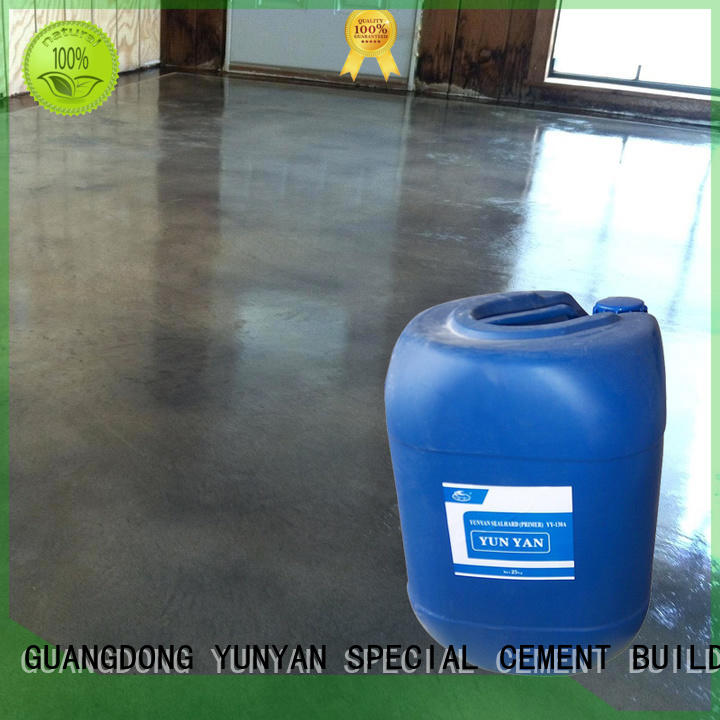 YUNYAN floor flooring supplier polyurethane floor paint micro floor topping