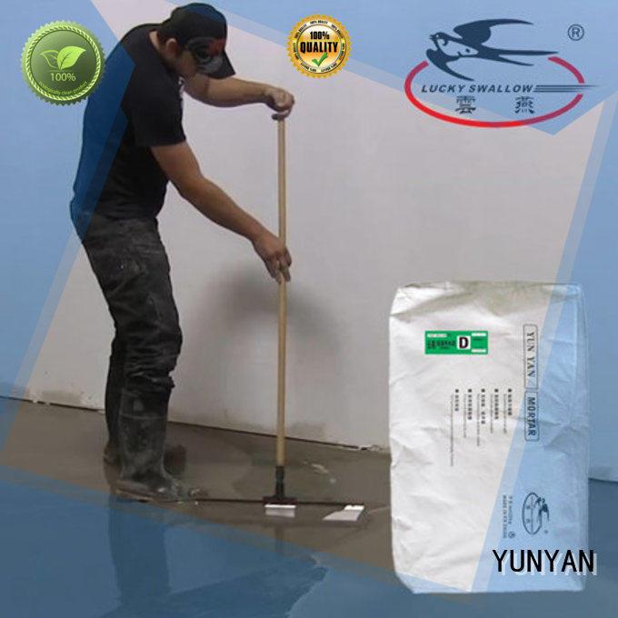 YUNYAN seal flooring ODM epoxy floor paint