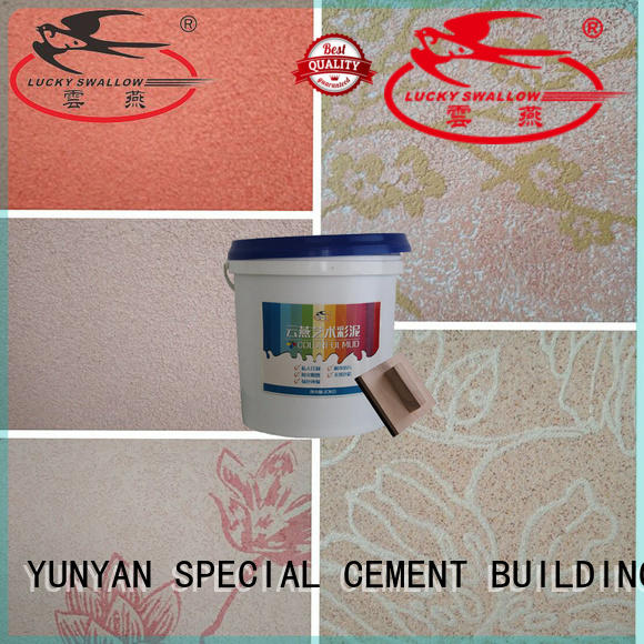 YUNYAN Breathable acrylic paint texture buy now masonry