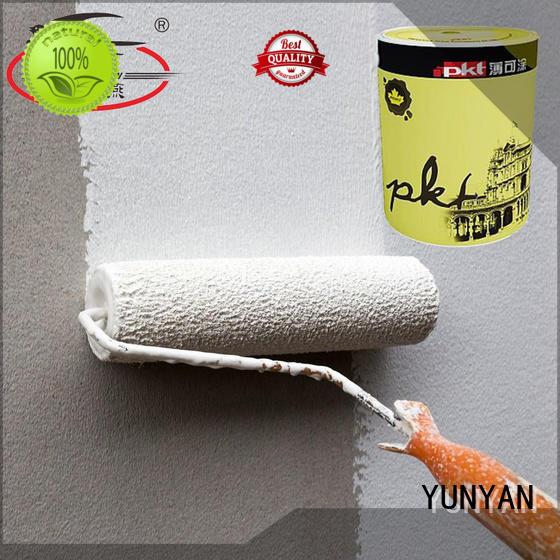 YUNYAN funky natural stone paint customization surfaces