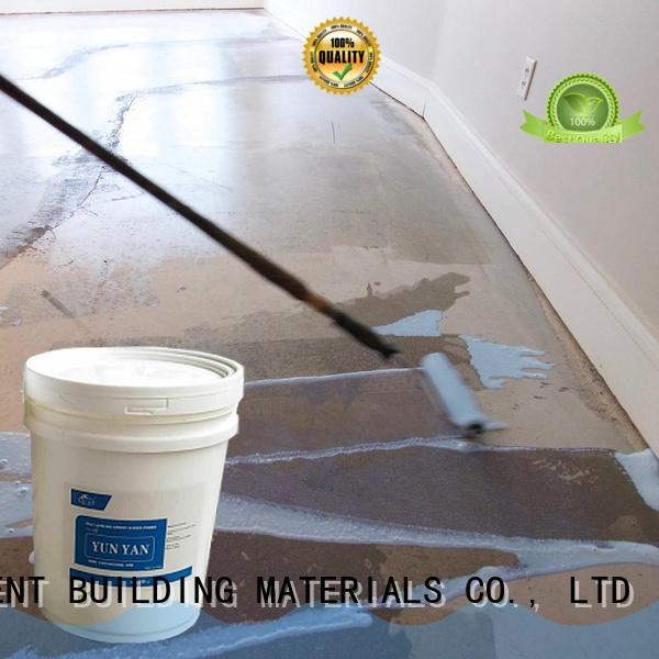 YUNYAN floor flooring bulk production epoxy floor paint