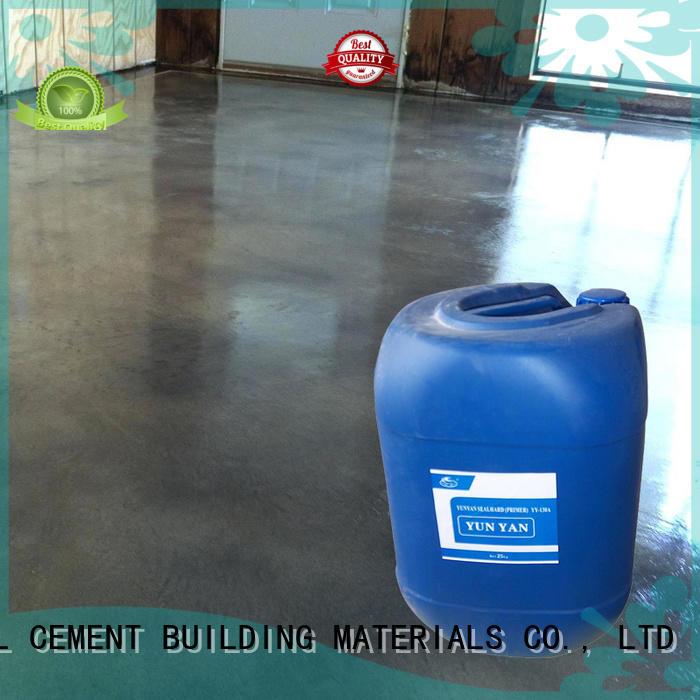 YUNYAN Brand floor selfleveling concrete screed concrete floor sealer